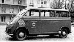 Funkkommandowagen FuKo