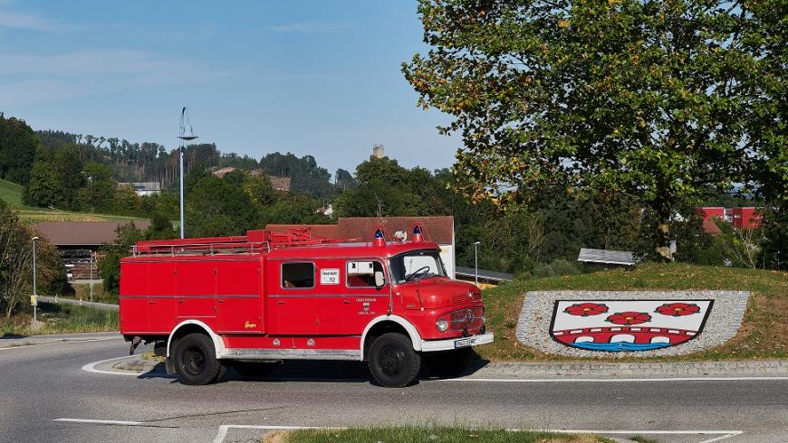 Löschgruppenfahrzeug LF 16