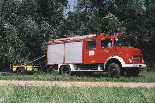 Tanklöschfahrzeug TLF 16