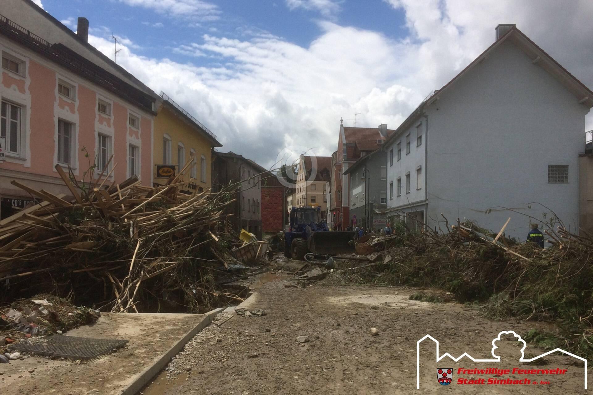 Die Passauer Straße Richtung Stachus