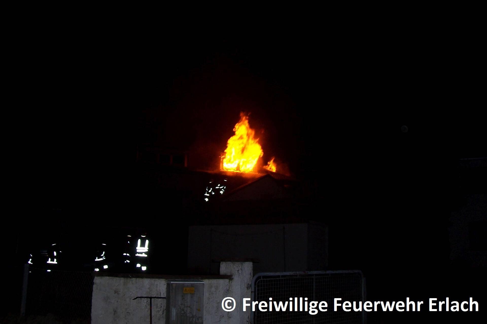 Wohnhausbrand 15.01.2007 (1)