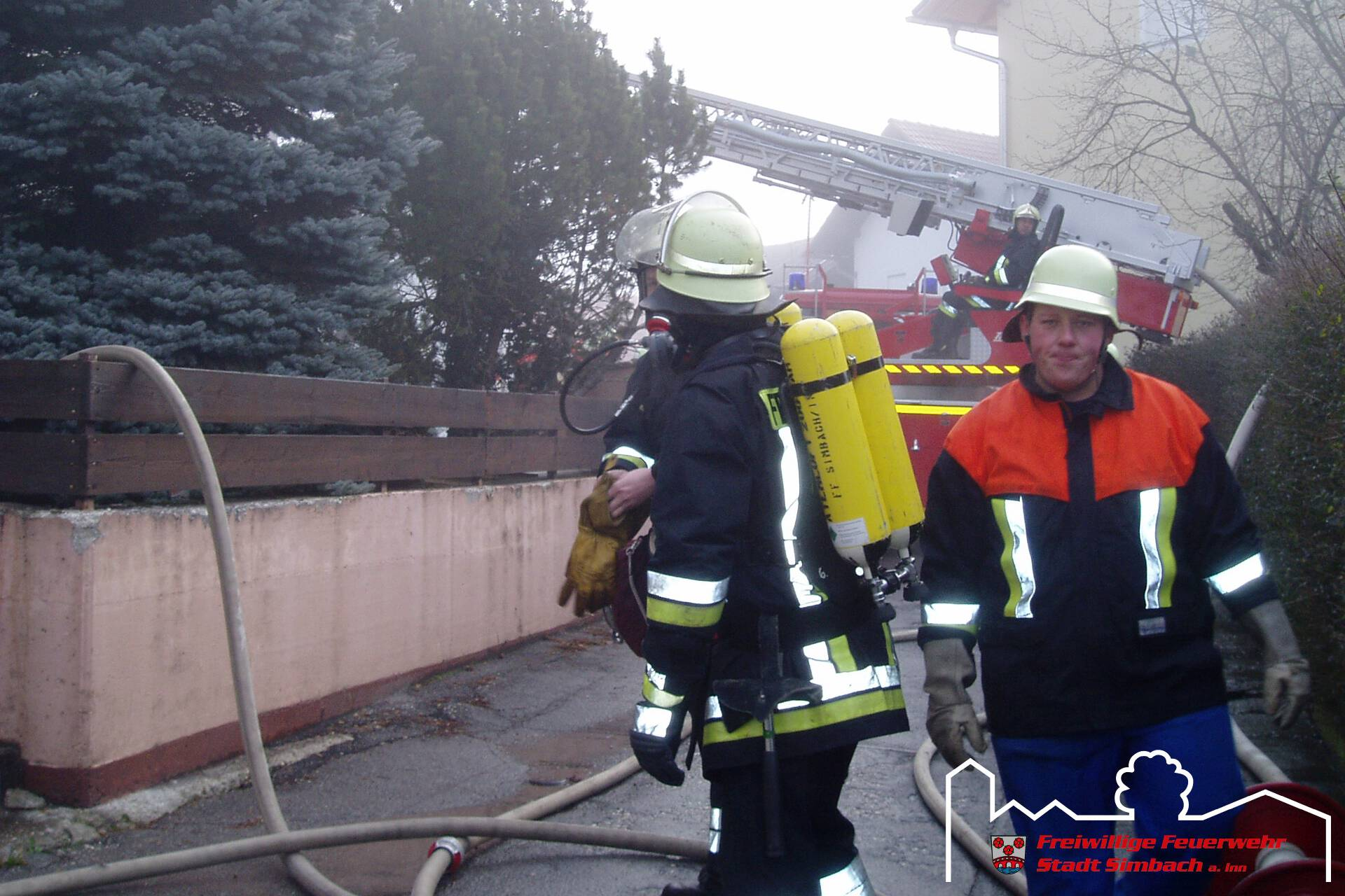 Wohnhausbrand 15.01.2007 (11)