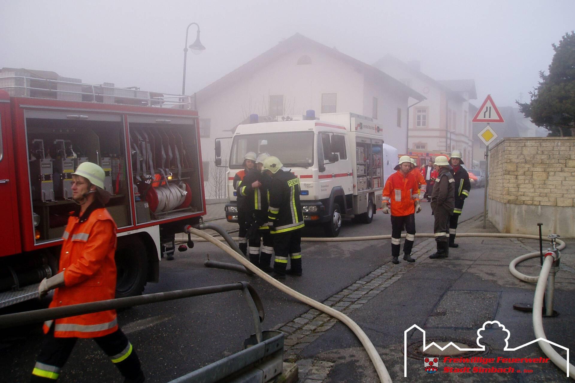 Wohnhausbrand 15.01.2007 (12)