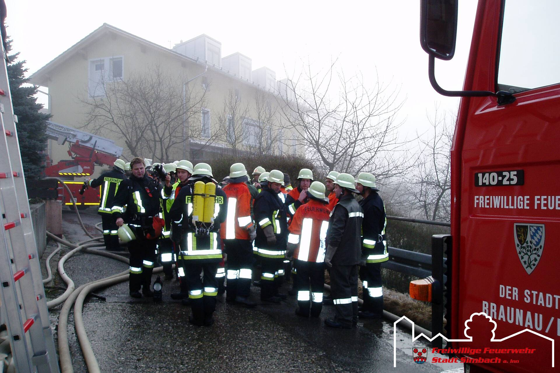Wohnhausbrand 15.01.2007 (13)