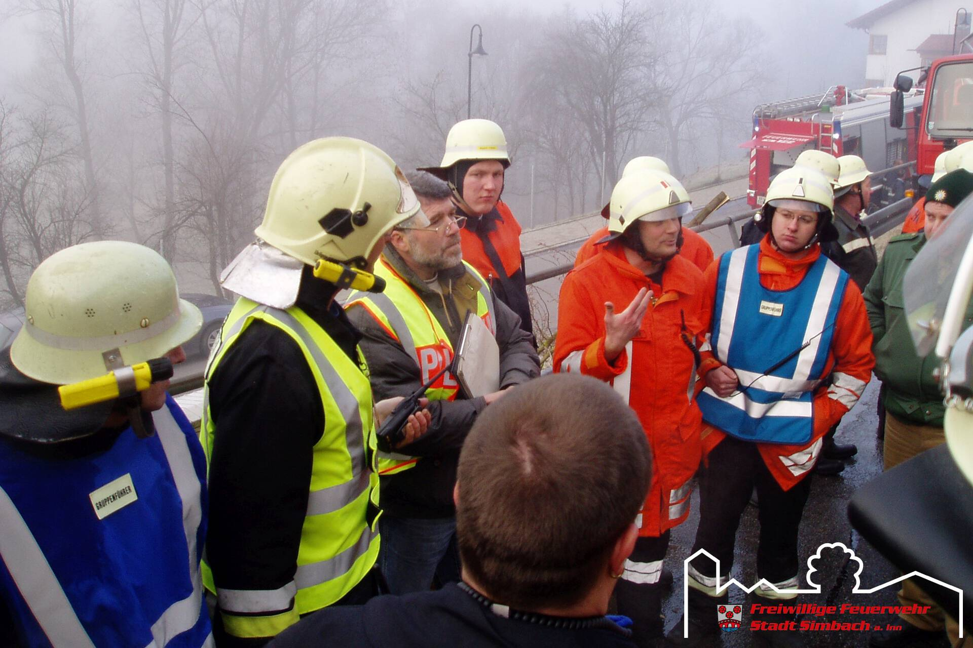 Wohnhausbrand 15.01.2007 (14)