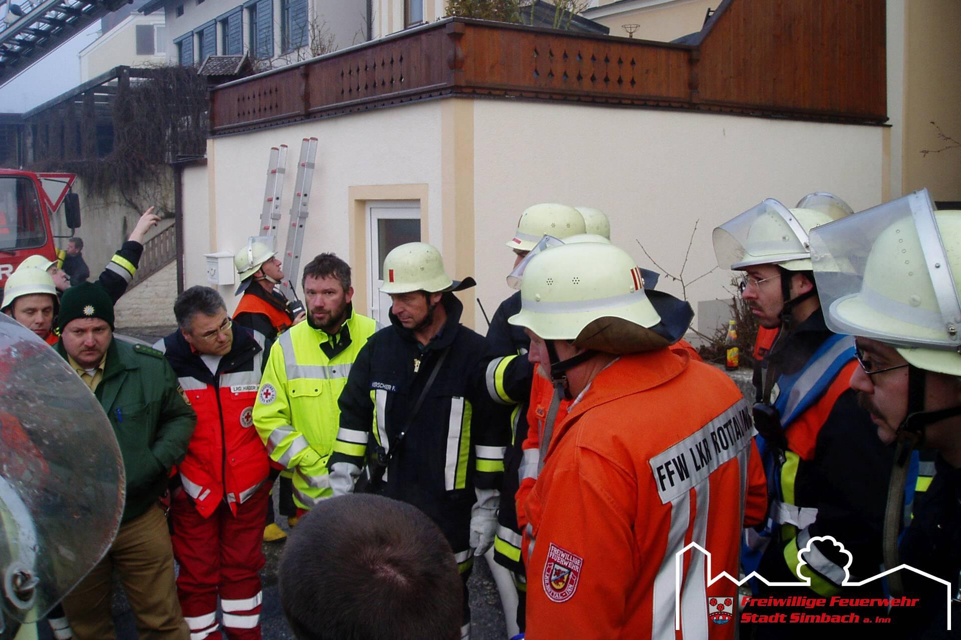 Wohnhausbrand 15.01.2007 (15)