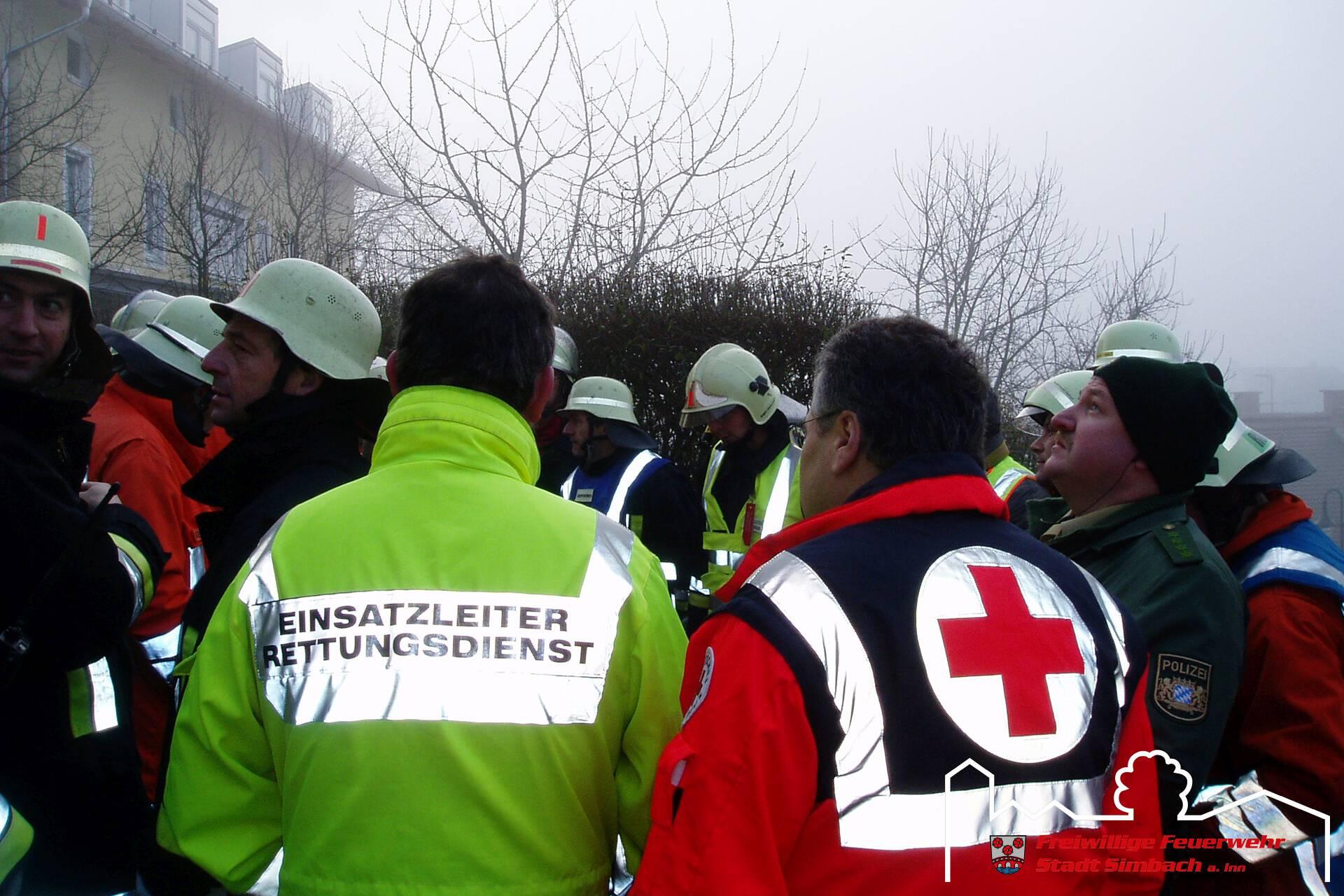 Wohnhausbrand 15.01.2007 (17)