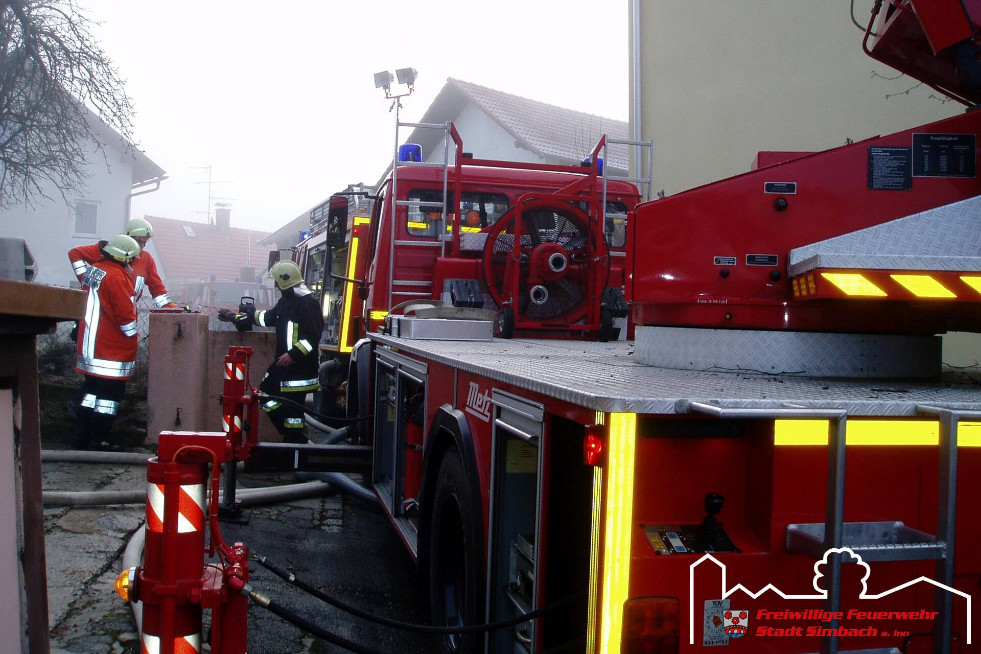 Wohnhausbrand 15.01.2007 (18)