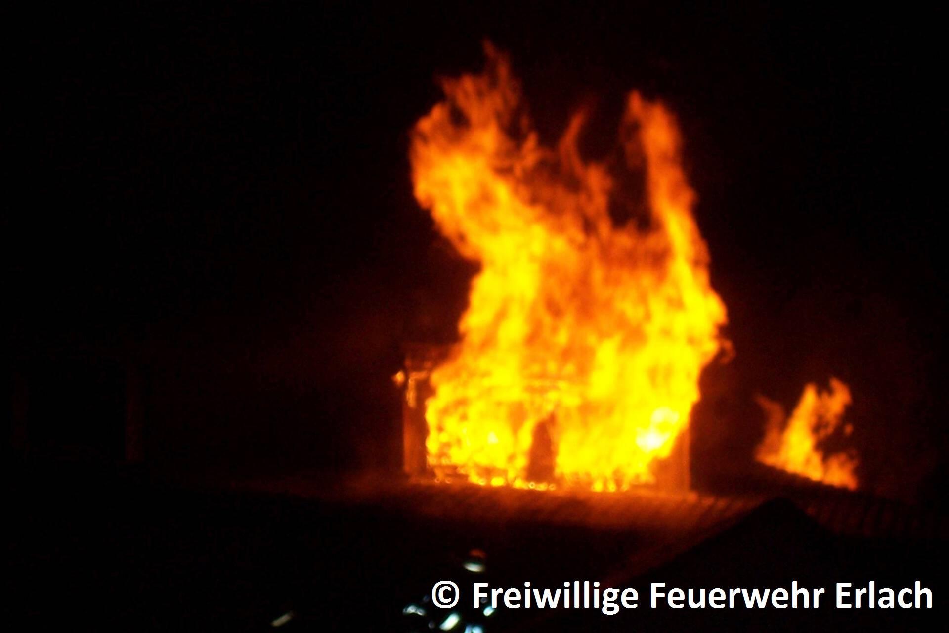 Wohnhausbrand 15.01.2007 (2)