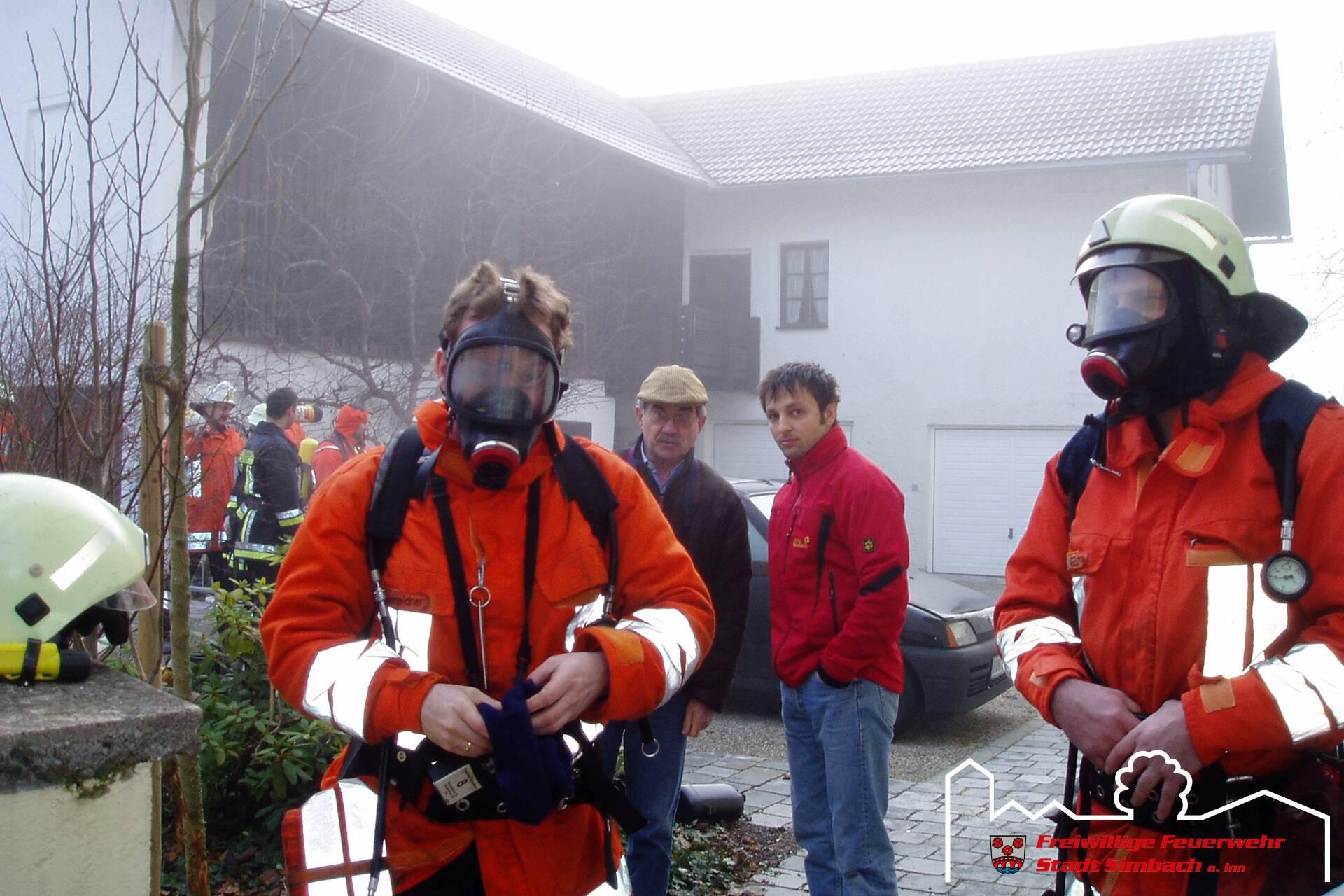 Wohnhausbrand 15.01.2007 (20)