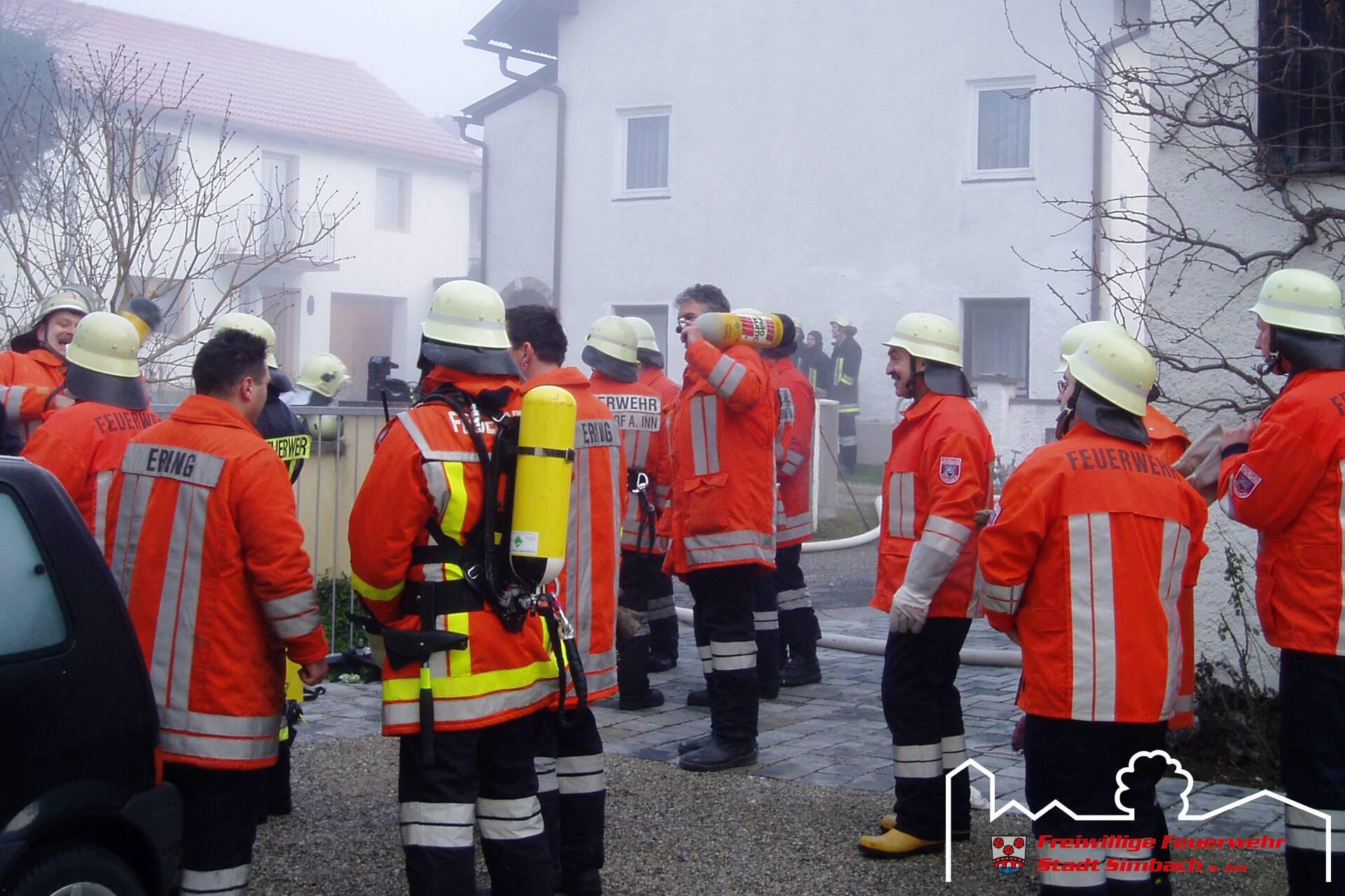 Wohnhausbrand 15.01.2007 (21)