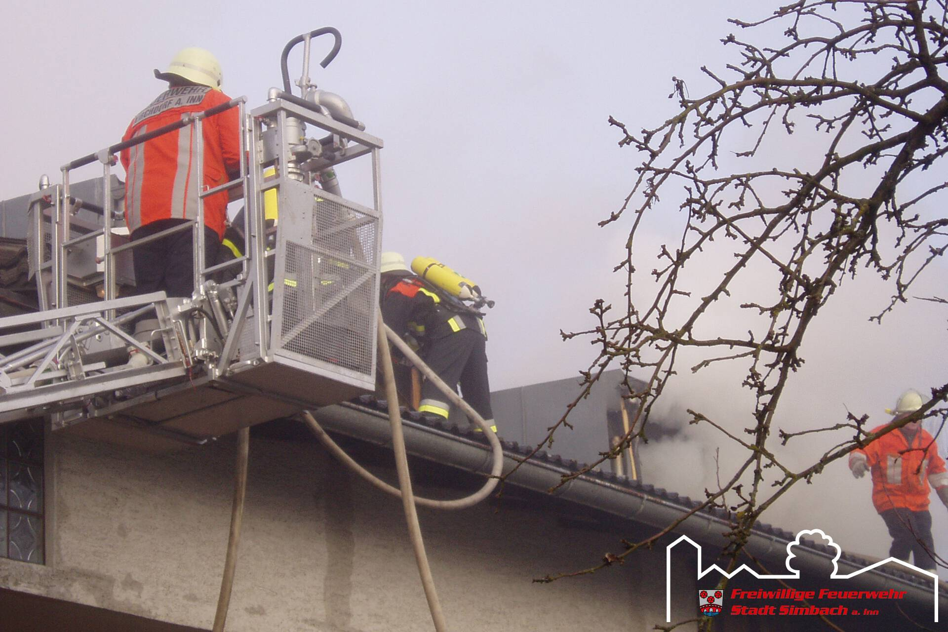 Wohnhausbrand 15.01.2007 (25)