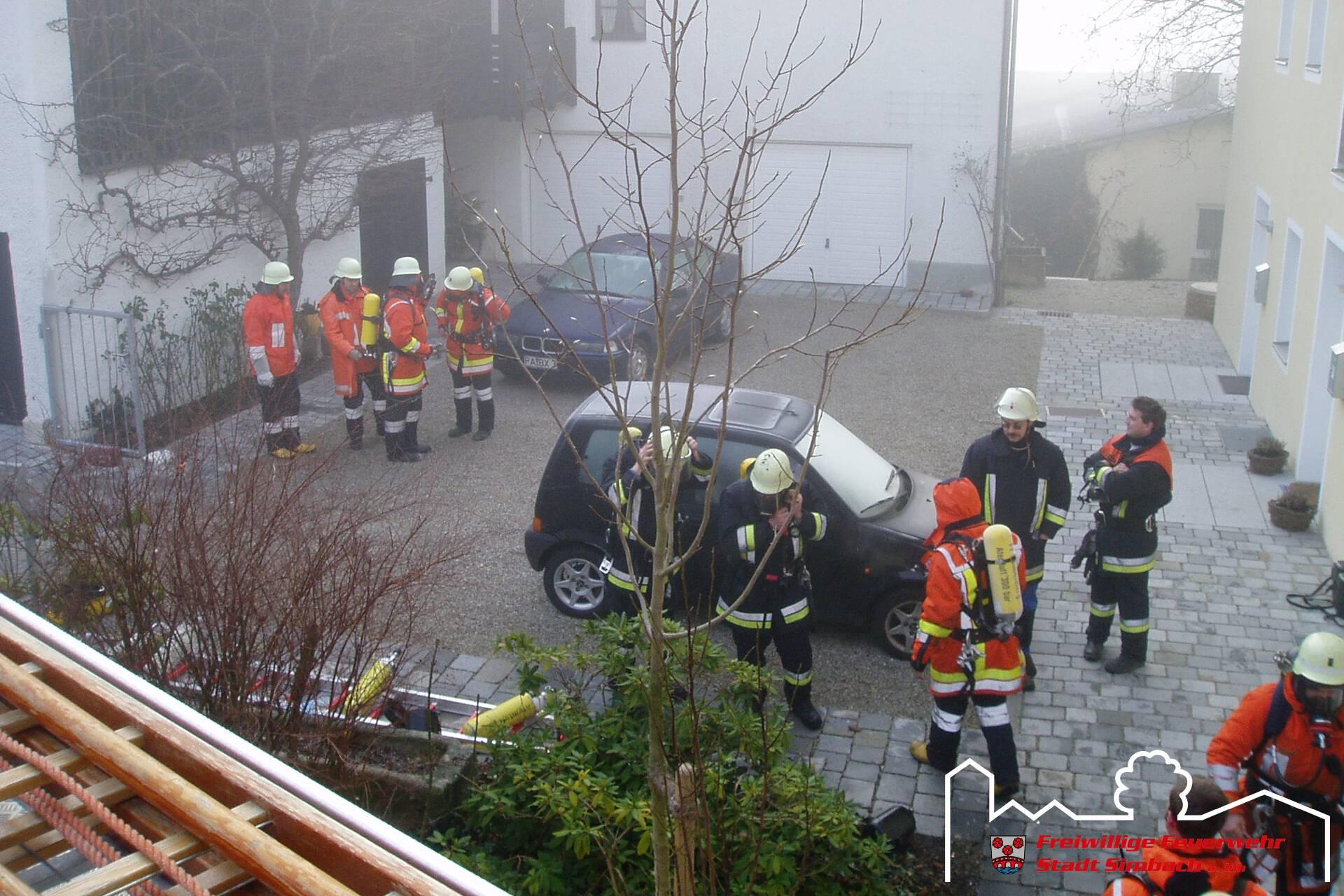 Wohnhausbrand 15.01.2007 (26)