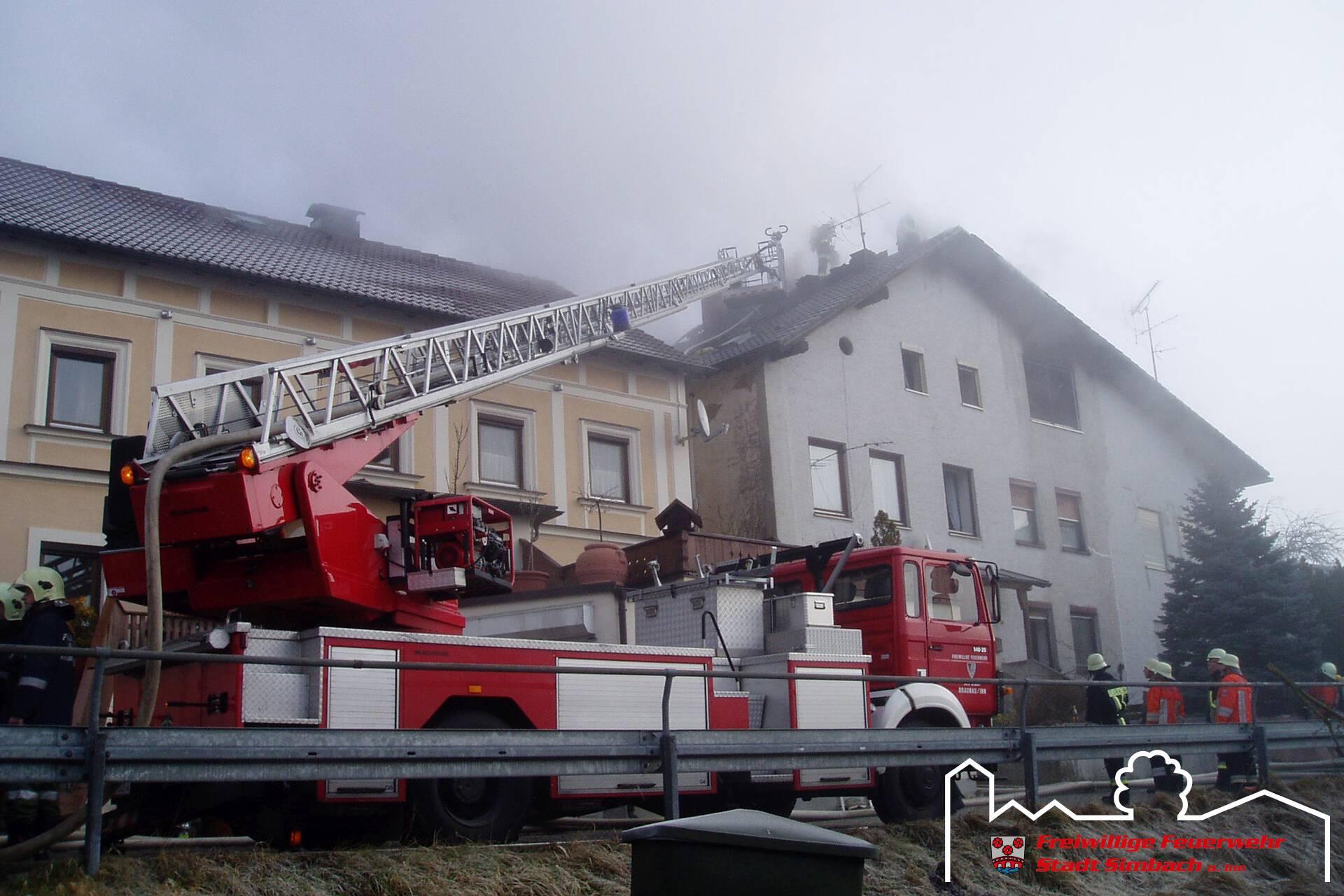 Wohnhausbrand 15.01.2007 (27)