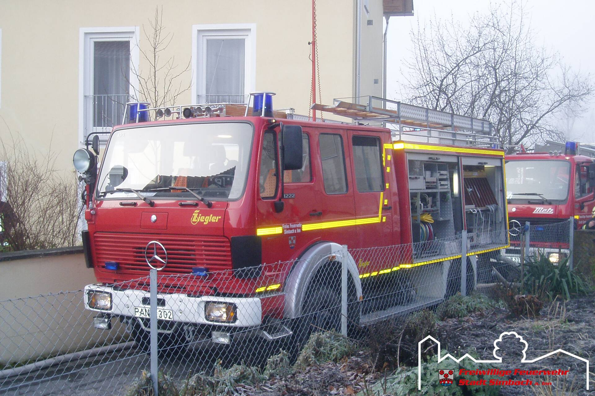 Wohnhausbrand 15.01.2007 (28)
