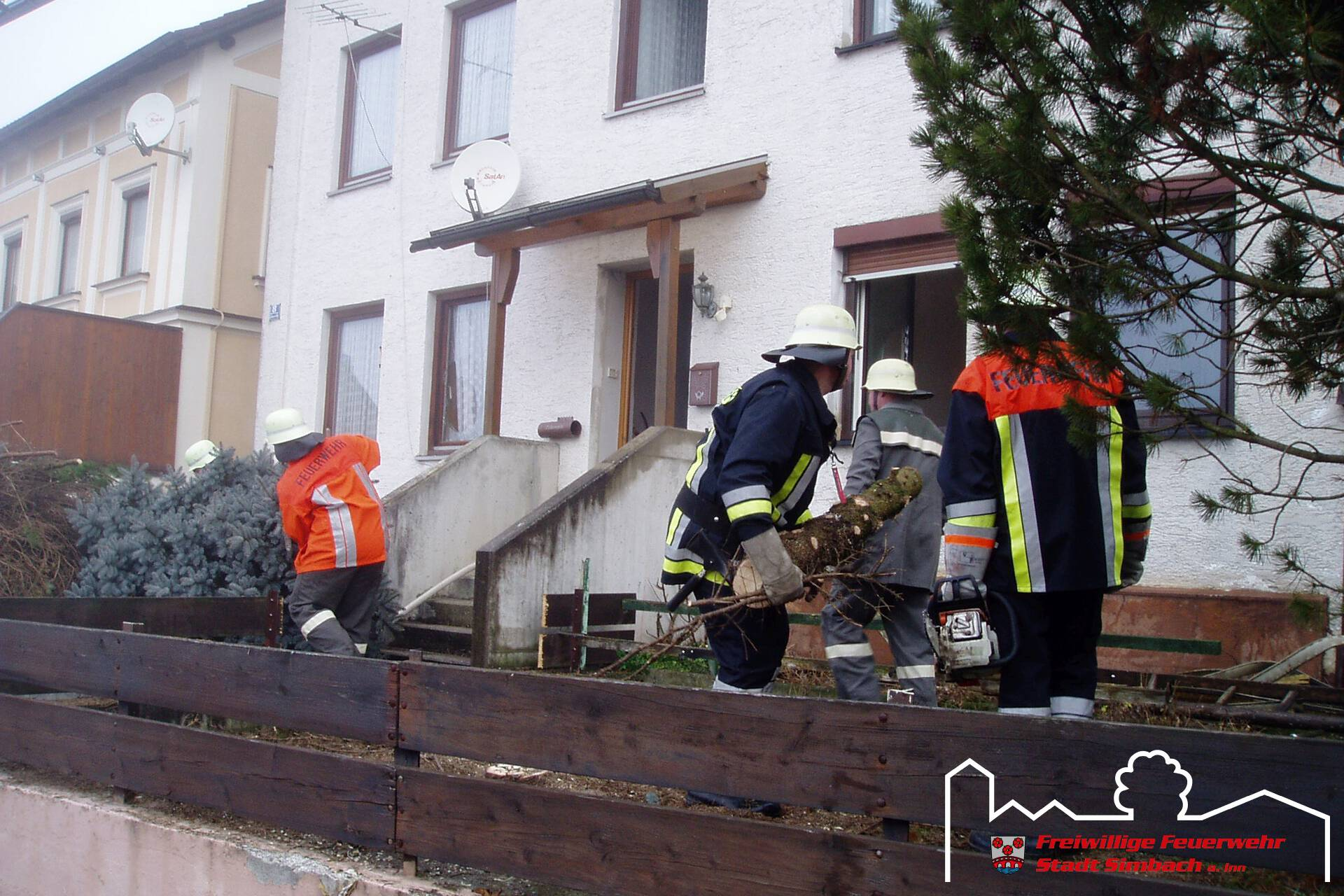 Wohnhausbrand 15.01.2007 (31)