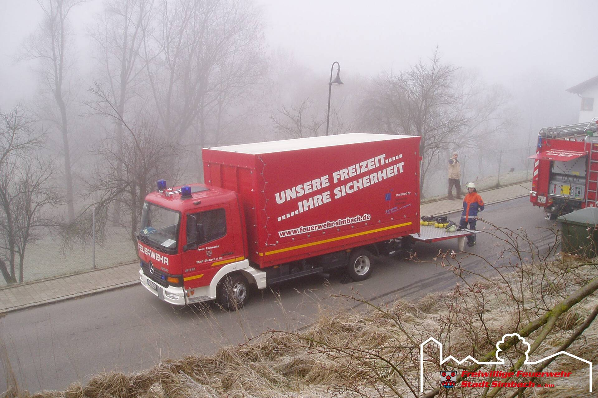 Wohnhausbrand 15.01.2007 (32)