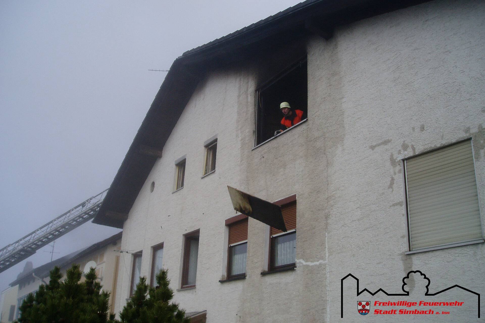 Wohnhausbrand 15.01.2007 (33)