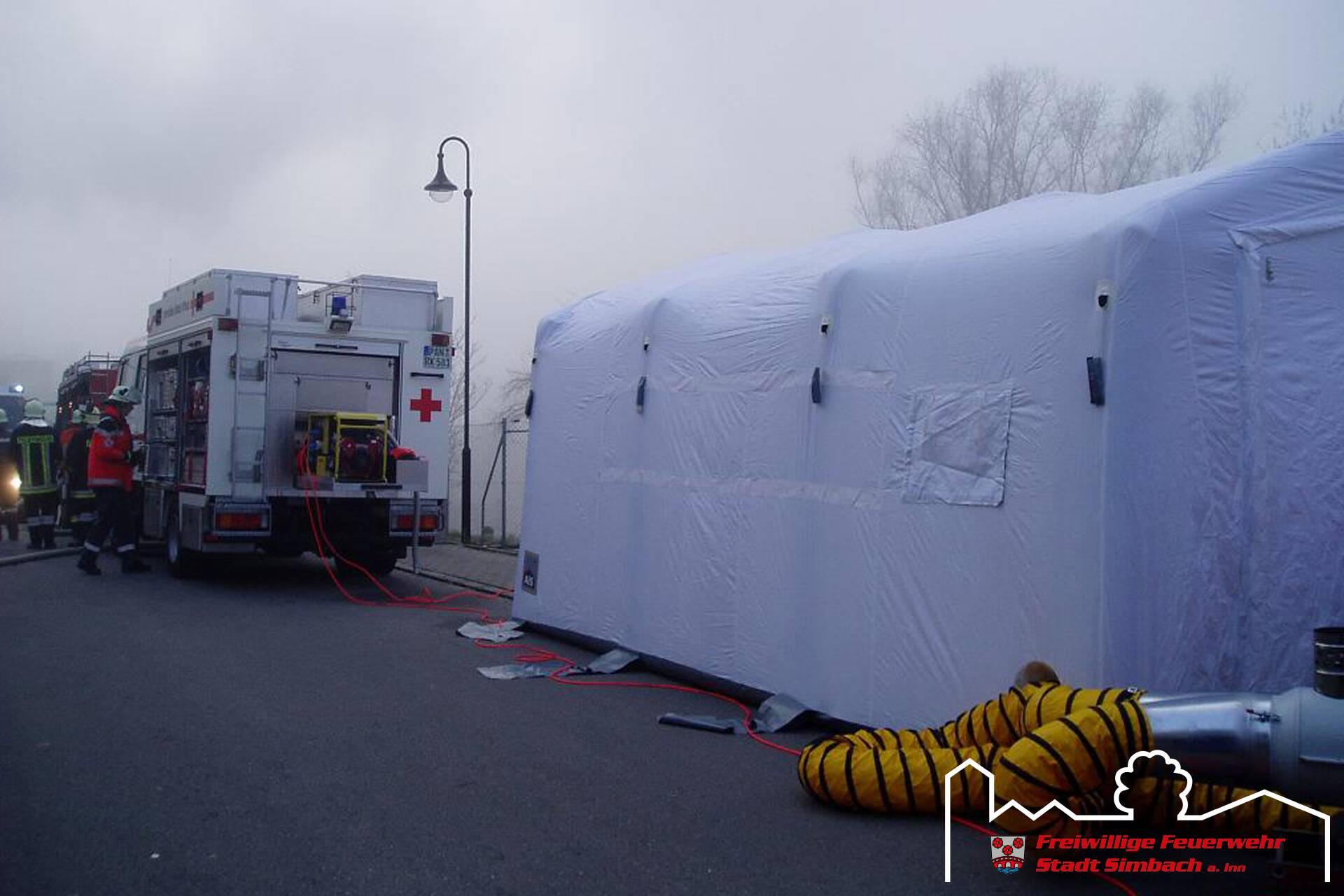 Wohnhausbrand 15.01.2007 (4)
