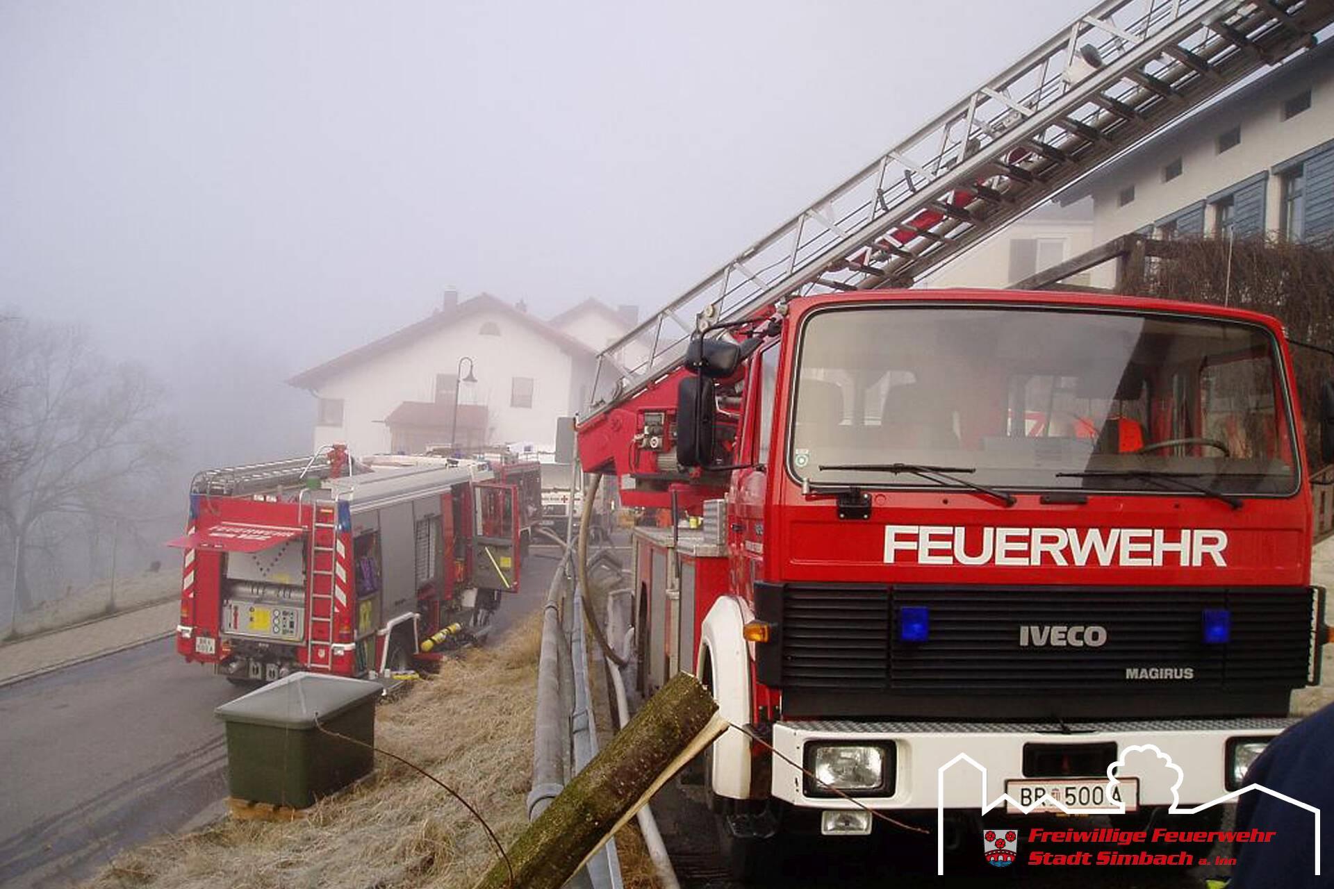 Wohnhausbrand 15.01.2007 (5)