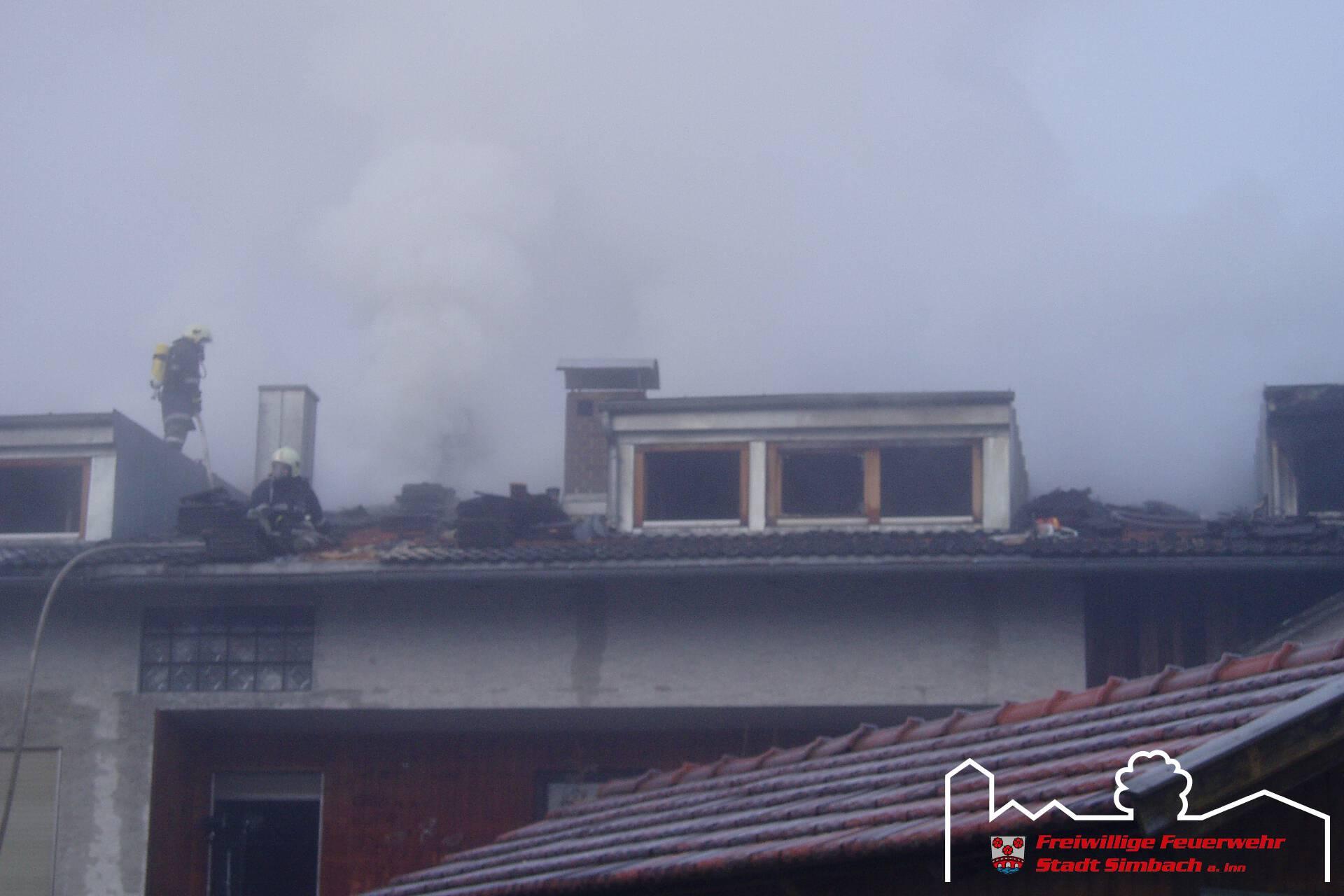 Wohnhausbrand 15.01.2007 (7)