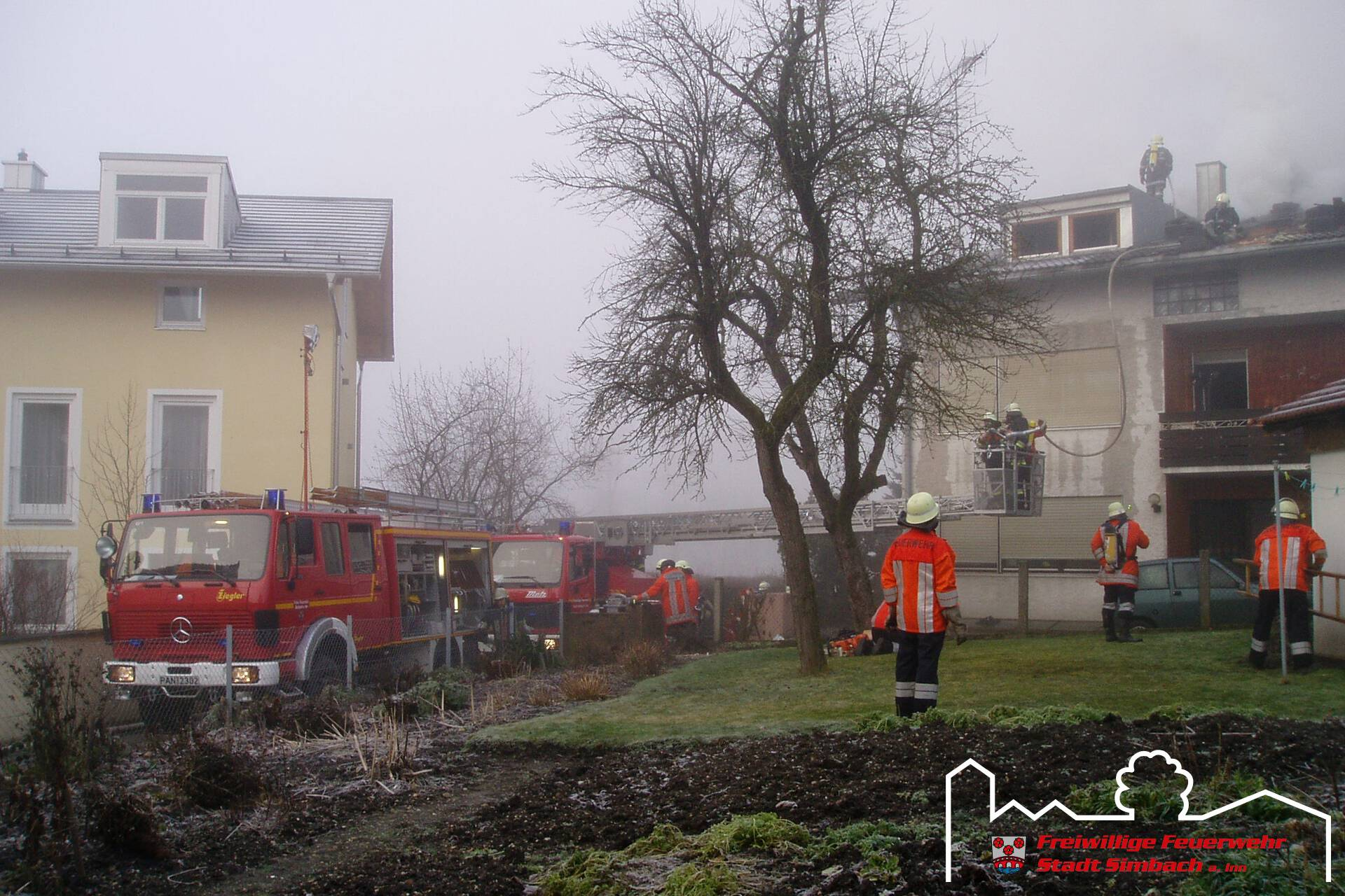 Wohnhausbrand 15.01.2007 (8)