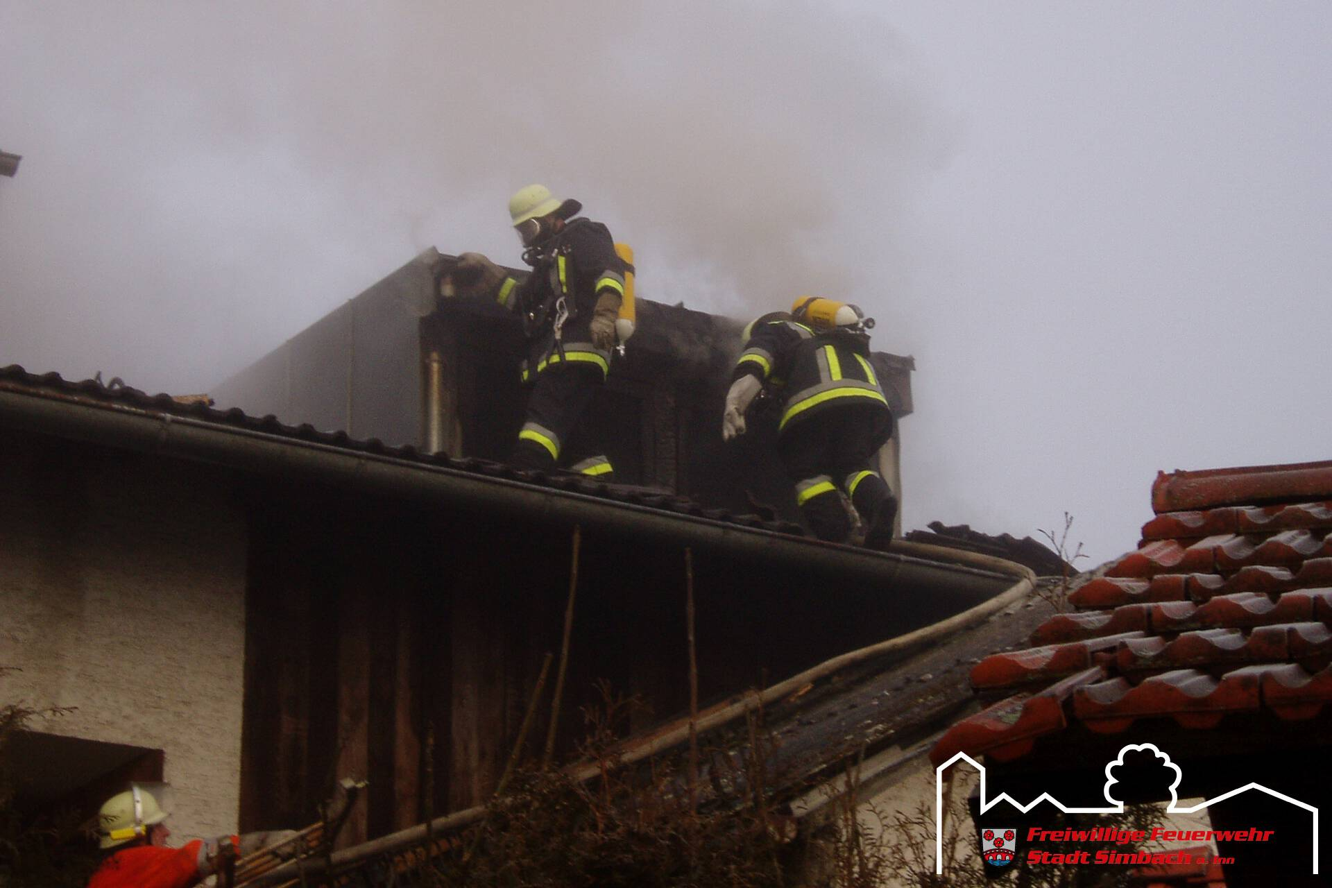 Wohnhausbrand 15.01.2007 (9)
