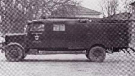 Löschfahrzeug LF 15
