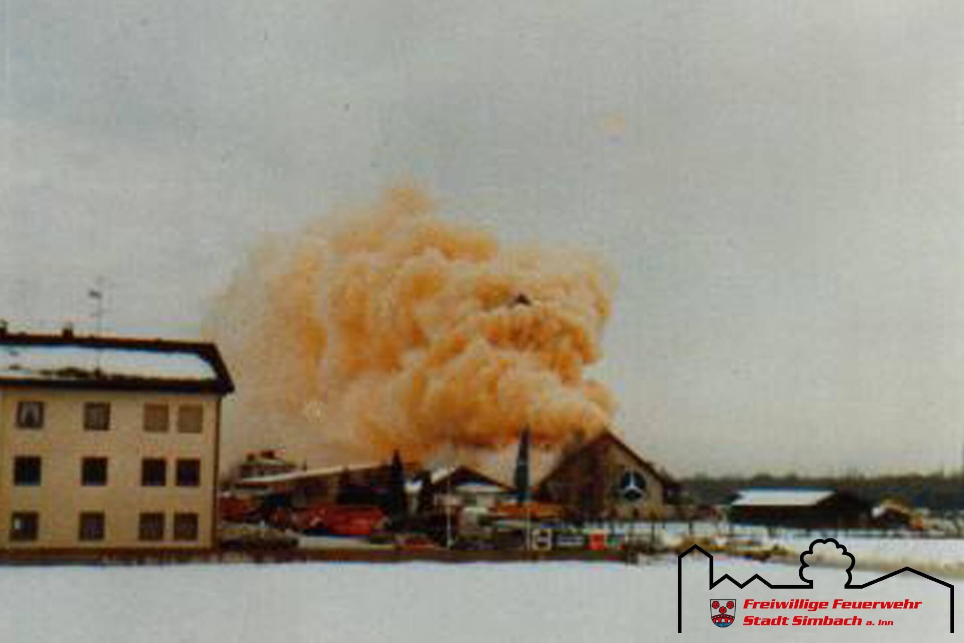 Brand Lagerhaus Oberlechner 12.12.1980 (4)