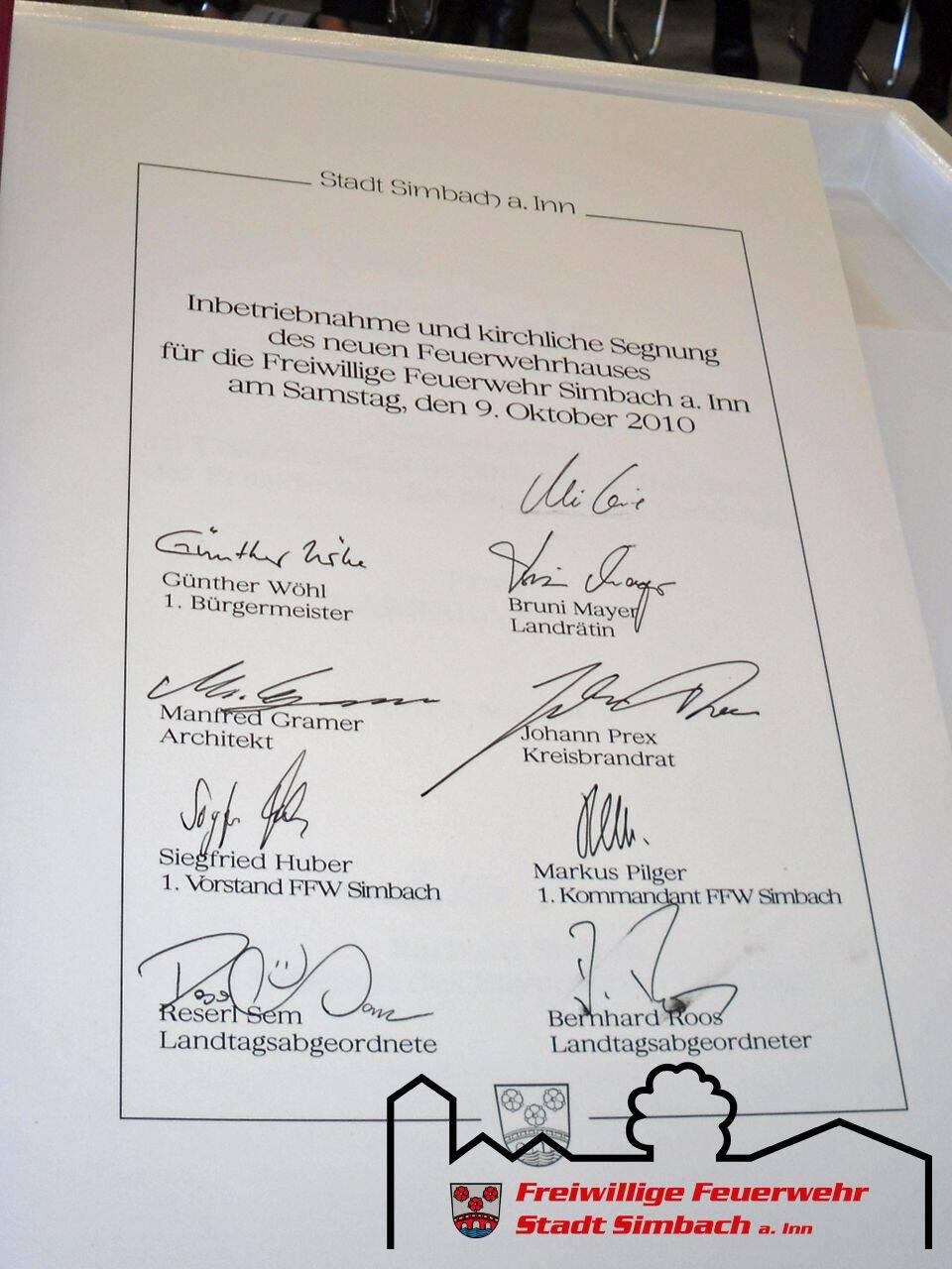 09.10.2010 – Einweihung (20)