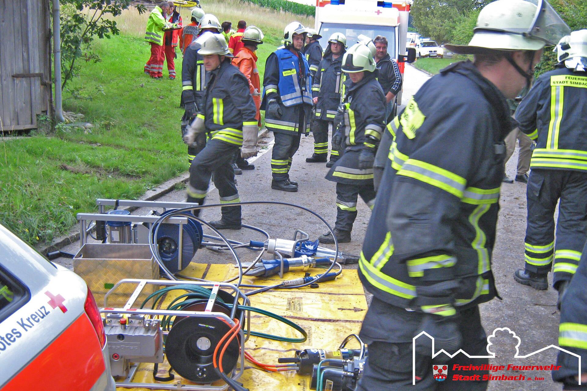 Verkehrsunfall Oberlangwied 03.07.2011 (6)